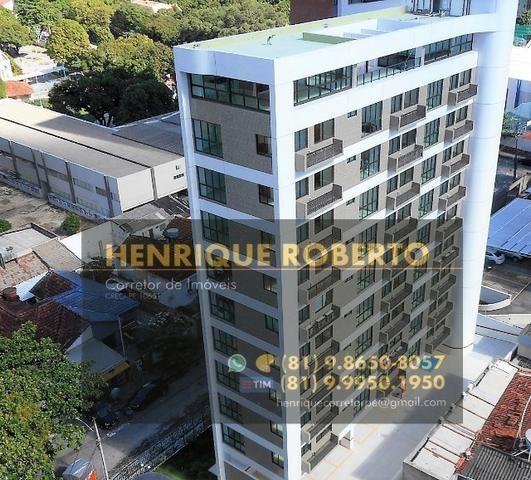 Vendo: Apartamento novo na Jaqueira, 02 quartos (1ste), andar alto, completo de armários