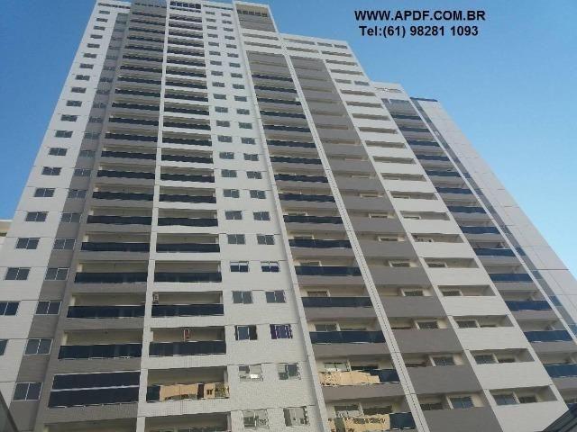 DUO Mall e Residence - AP. 02 quartos - Lazer Completo - Águas Claras