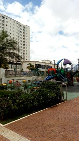 Apartamento no centro urbano de Samambaia, Só - R$ 270.000 - 2 Qtos - Lazer Completo