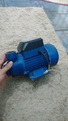 Bomba de sucção de água