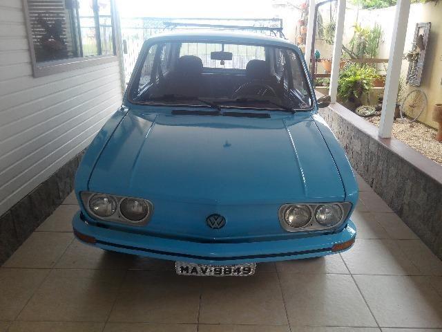 Vw - Volkswagen Brasilia - 78