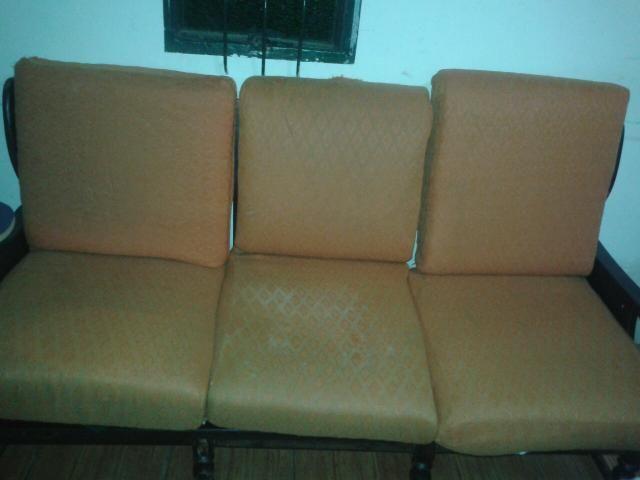Vendo ou troco sofá