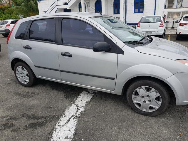 Ford Fiesta 2008 1.0