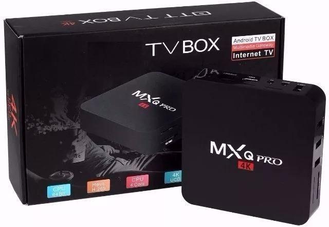 Tv box , assista netflix , youtube etc