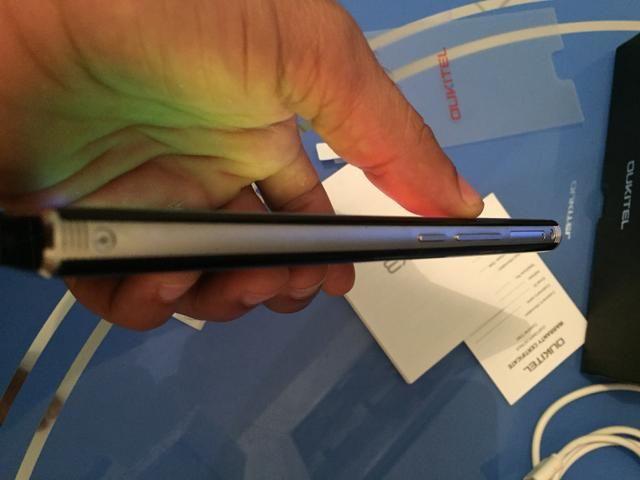 Smartphone Oukitel k3