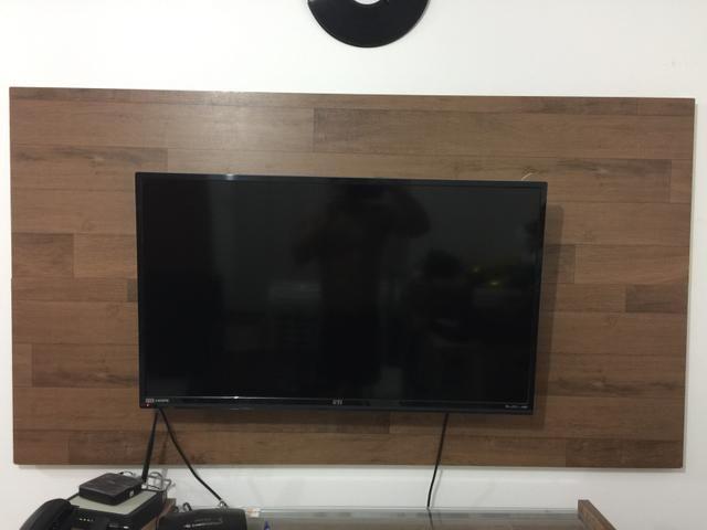 Rack + aparador + tv 40? led full hd