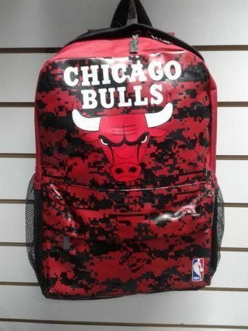 Mochila chicago bulls