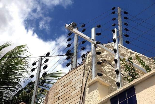 Promoçao de forro PVC e vidros, sistema de segurança