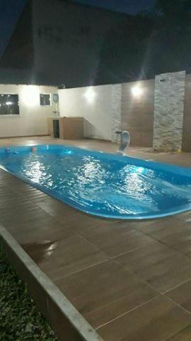 Boa tarde piscina