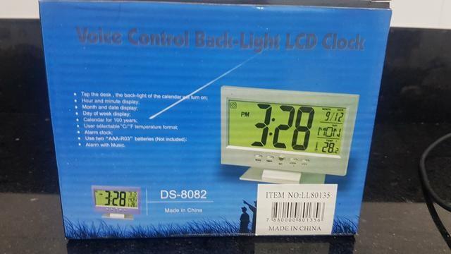 Relógio Digital importado