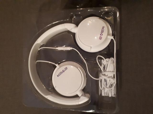 Fone Ouvido Ever Tech - Linha DJ - - Foto 4