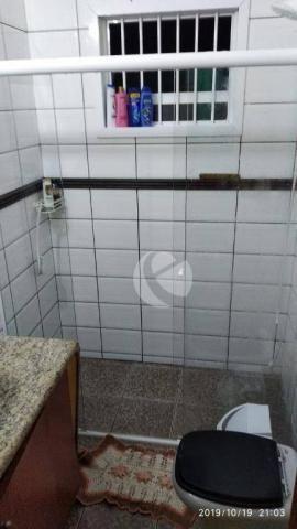Casa com 5 dormitórios à venda, 249 m² por r$ 350.000 - waldemar hauer - londrina/pr - Foto 7