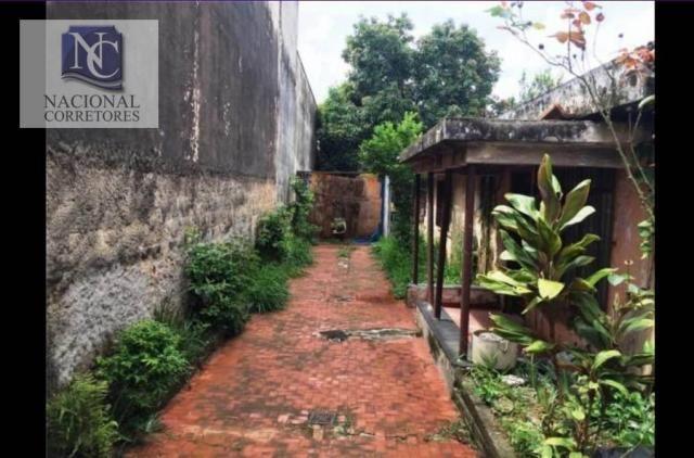 Terreno à venda, 372 m² por r$ 550.000 - nova gerti - são caetano do sul/sp - Foto 8