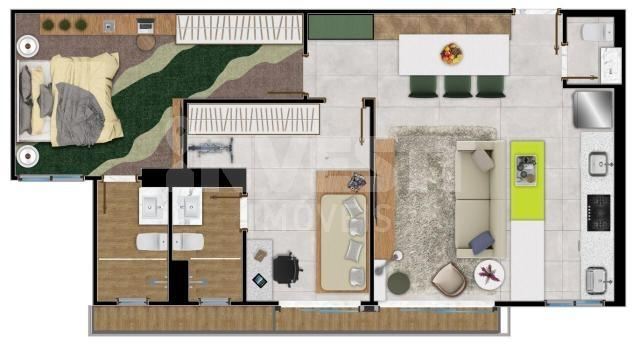 Apartamento à venda com 2 dormitórios em Setor bueno, Goiânia cod:620914 - Foto 5
