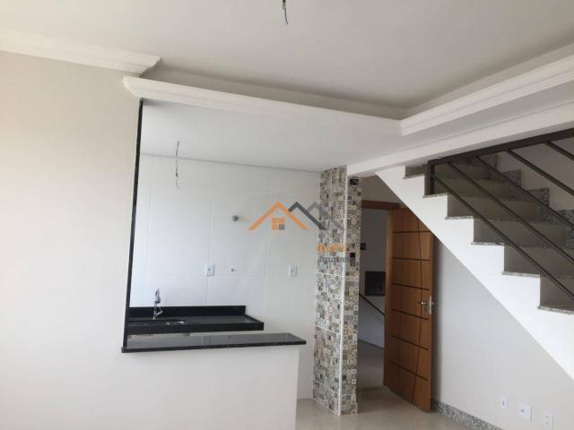 Cobertura com 2 quartos à venda, 50 m² por R$ 329.000 - Sao Joao Batista - Belo Horizonte/ - Foto 8