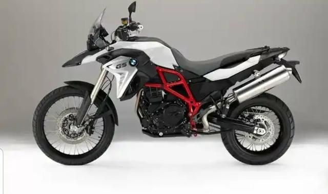 Moto BMW Gs 800