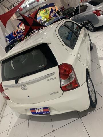 Toyota Etios XLS 1.5 ano 2013 é na KM Automóveis Belém - Foto 3