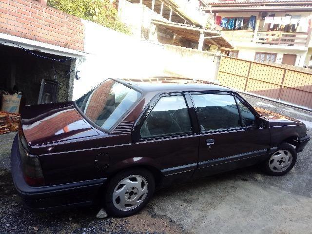 Monza 1992 classic SE 2.0 - Passat 95 2.0 - fusca 78 - TL 4 portas 72