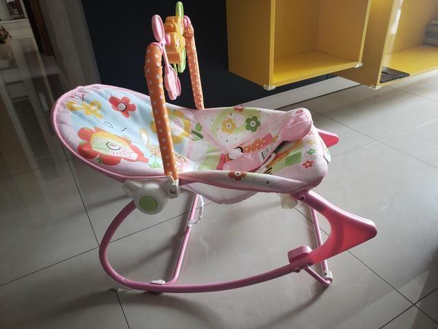 Cadeira Vibratória Fisher Price - Foto 3
