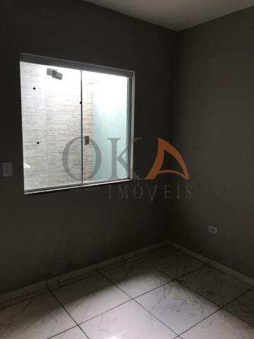 Casa de esquina 01 dormitório com preparação para ático em curitiba é na oka imóveis - Foto 9