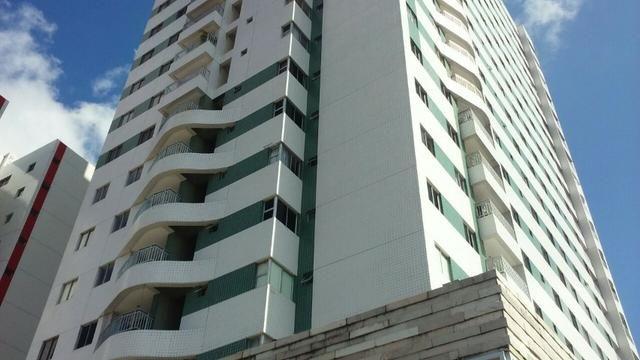 Apt 88m² no Farol, varanda, 3 quartos, 1 suíte + DCE, por apenas 350 mil!