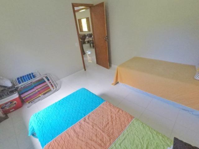 Chácara dos sonhos c/ casa de 3 quartos, piscina e área de 1000 m²,600 m da praia - Foto 15