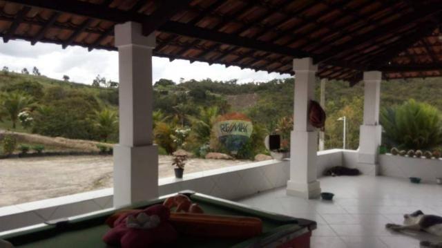 Fazenda com 4 dormitórios à venda, 800000 m² - zona rural - gravatá/pe - Foto 45
