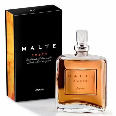 dfdbc0e03033 Perfume Masculino Malte Amber 25 ml - Beleza e saúde - Indústrias ...