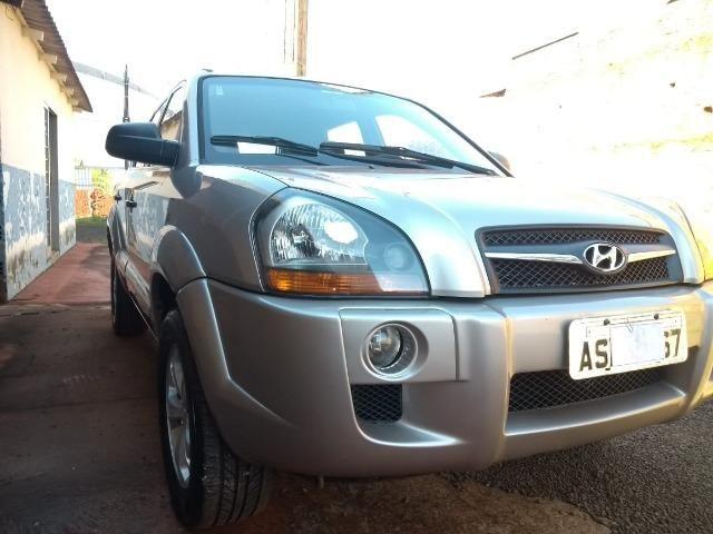 Hyundai Tucson Gl Automática Prata - Foto 12