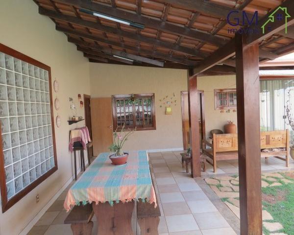 Casa a venda Condomínio Jardim América / 05 Quartos / Setor Habitacional Contagem / Sobrad - Foto 13