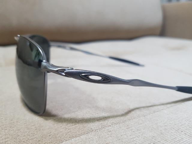 3264351a17062 Óculos de sol Oakley Crosshair Polarizado original Zero sem uso - Whats (17) 992160880