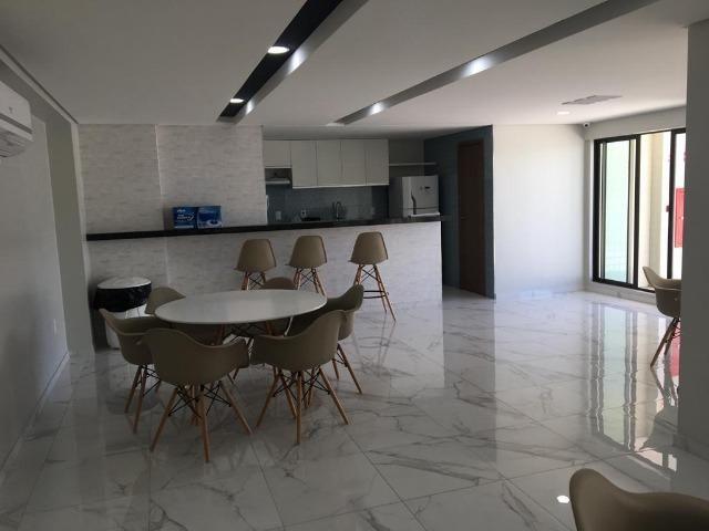 Ponta Verde, 69 m², 03 Quartos, Nascente e área de lazer completa - Foto 14