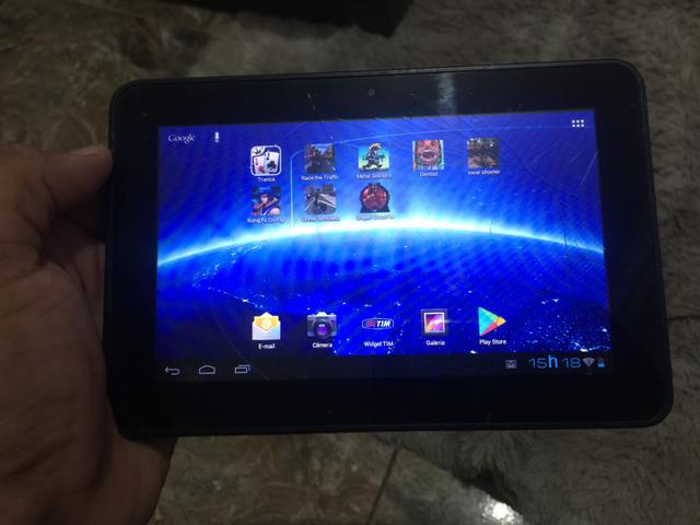 Tablet Alcatel de chip