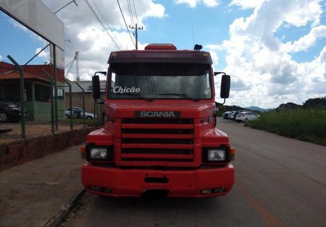 Scania 113 360 (Parcelado)