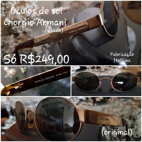 ff9fa00b4 OPORTUNIDADE - Óculos original Giorgio Armani. - Bijouterias ...