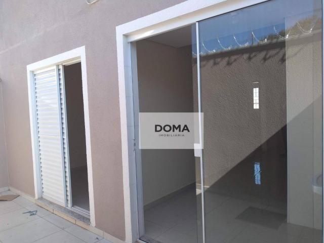 Apartamento com 2 dormitórios à venda, 60 m² por r$ 210.000 - jardim boer i - americana/sp - Foto 18