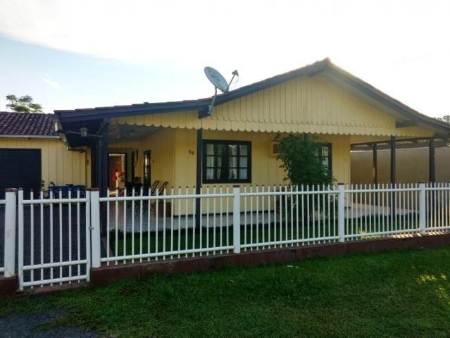 Casa à venda com 3 dormitórios em Pinheirinho, Rio negrinho cod:CA00012