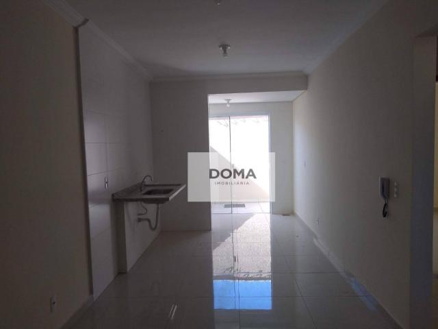 Apartamento com 2 dormitórios à venda, 60 m² por r$ 210.000 - jardim boer i - americana/sp - Foto 6