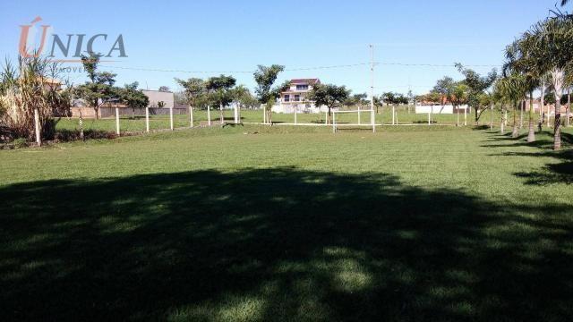 Terrenos à venda, 385 m² e 433 por R$ 35.000 e R$ 38.500 - Cond. Pesca e Lazer Porto Marin - Foto 4