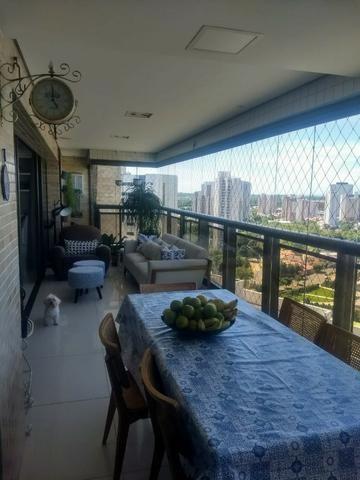 Excelente apartamento; 3 suites; Guararapes ; 3 vagas; 169,5 M² de área privativa; Lazer - Foto 18