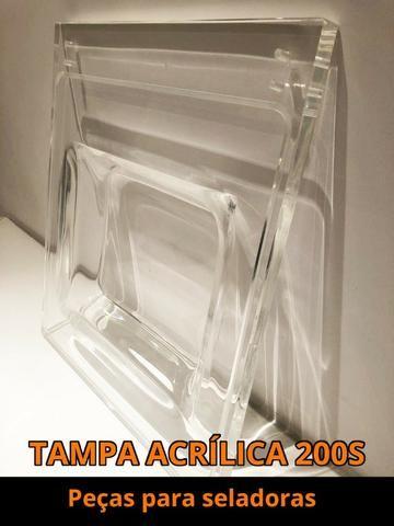 Tampa Acrílica Seladoras a Vácuo - Foto 5