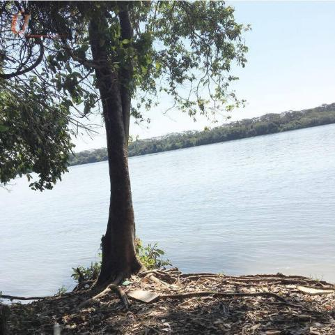 Terrenos à venda, 385 m² e 433 por R$ 35.000 e R$ 38.500 - Cond. Pesca e Lazer Porto Marin - Foto 9