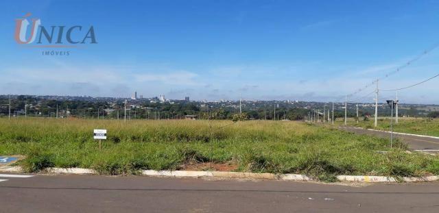 Terreno à venda de Esquina, 393 m² por R$ 80.000 - Residencial Campestre - Paranavaí/Paran - Foto 3