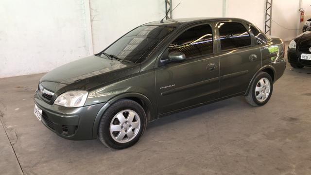 Corsa sedan premium 1.4 2011/2011 completo - Foto 2