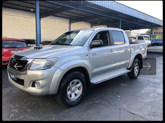 Toyota Hilux SR 4x4 3.0 8V 116CV TB DIESEL / pneu NOVO / todas revisões na Toyota - Foto 3