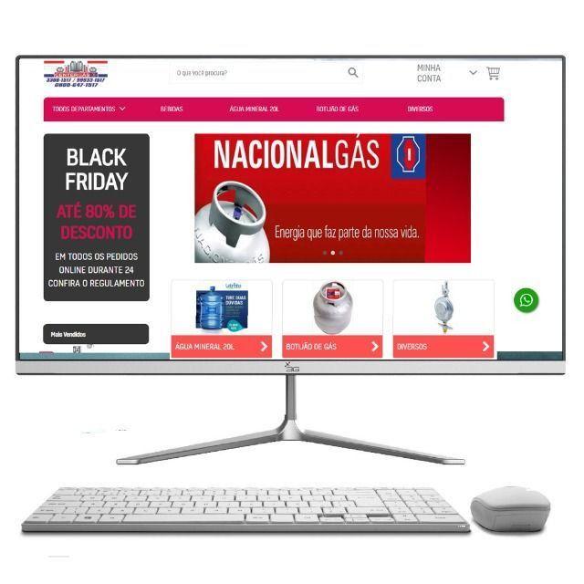 Tenha sua loja virtual em 2 dias pronta, sites para seu negócio ou empresas - Foto 2