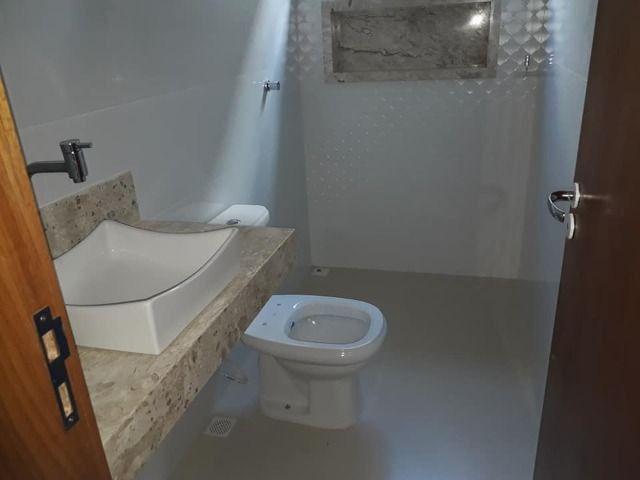 Casa Nova Financia 3/4 Sendo 1 Suíte Individual Região Sul De Palmas-TO - Foto 18
