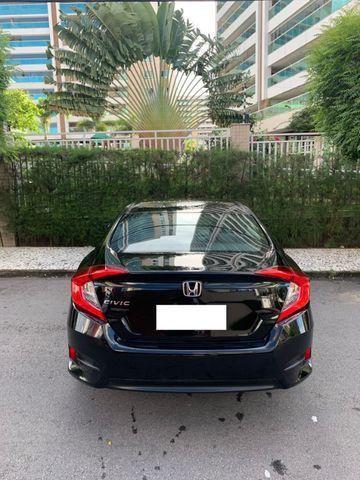 Honda Civic EX 2.0 Flex - Automático - Foto 3