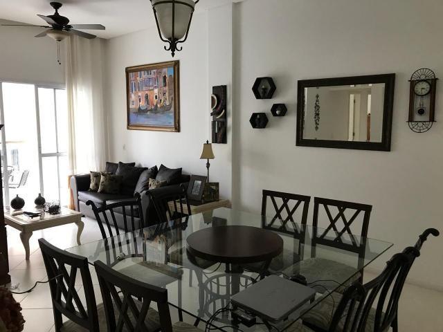 Murano Imobiliária aluga apartamento de 3 quartos mobiliado na Praia da Costa, Vila Velha  - Foto 5