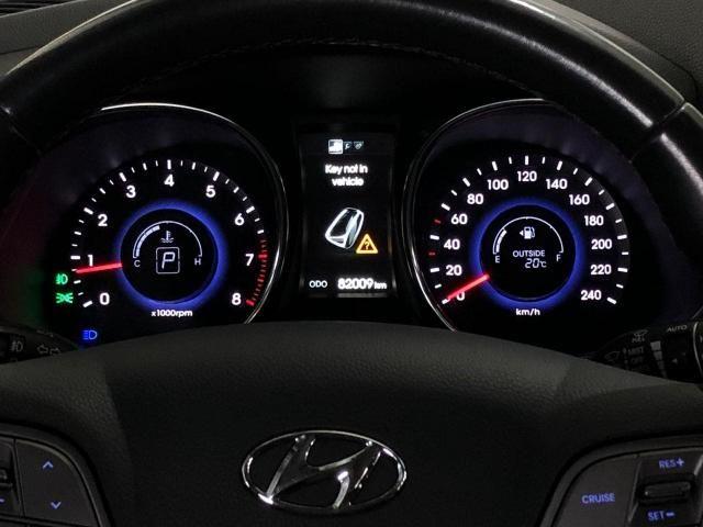 GRAND SANTA FÉ 2014/2015 3.3 MPFI V6 4WD GASOLINA 4P AUTOMÁTICO - Foto 9